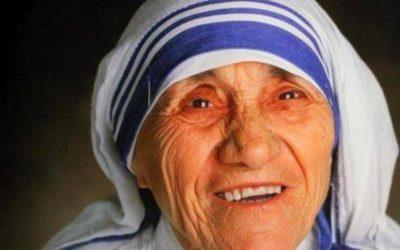 Heilige Moeder Teresa