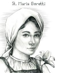 Heilige Maria Goretti: ons voorbeeld!