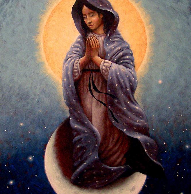 Aanbidden wij Maria?