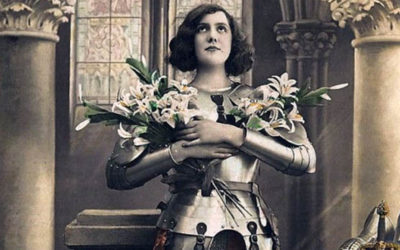 Heilige Jeanne d'Arc