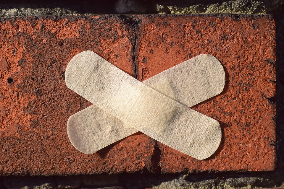We hebben allemaal wonden – 5 stappen voor genezing