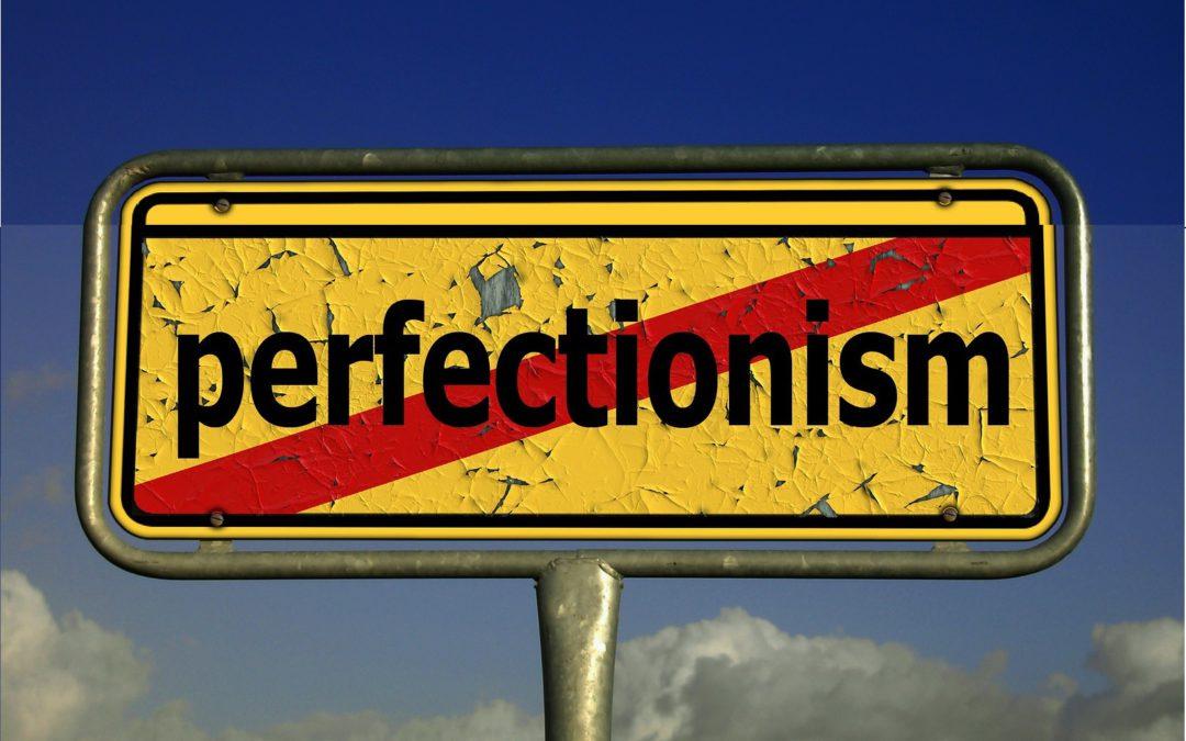 Het leven van een perfectionist