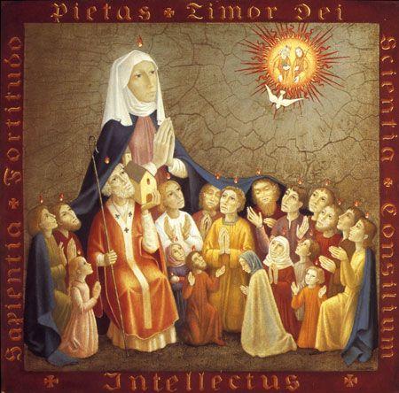 Gezocht: geestelijke moeders (alle leeftijden)