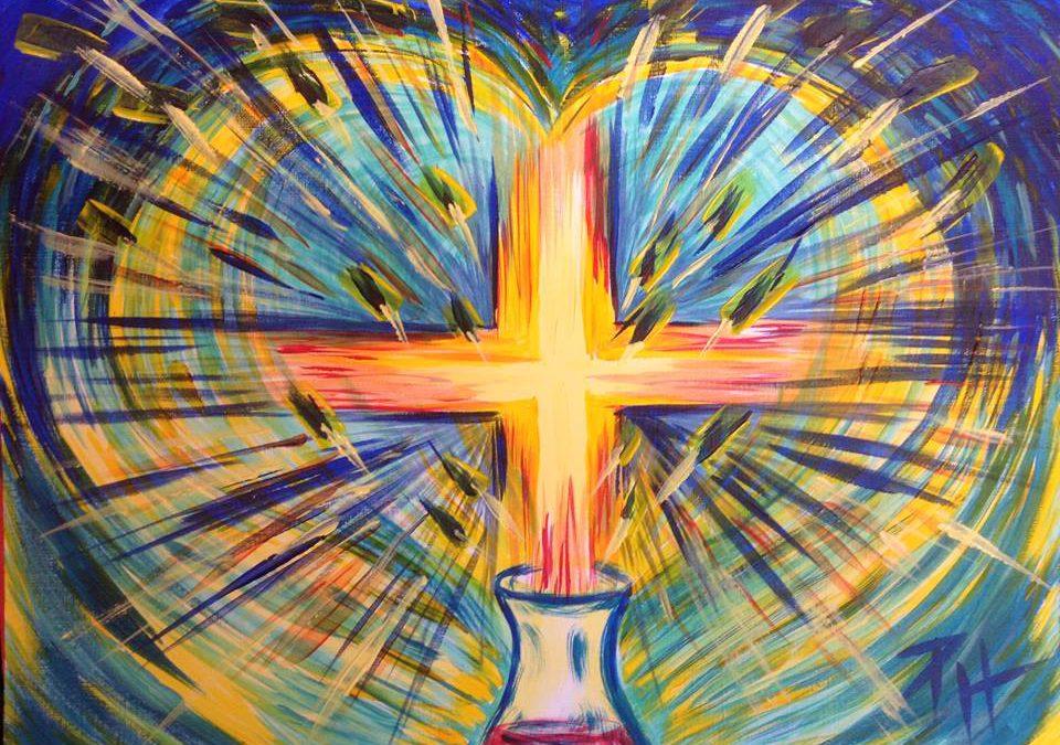 Over Gods oneindige grootheid en kleinheid