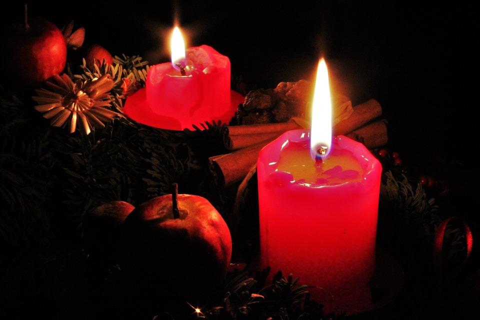4 thema's op weg naar Kerst