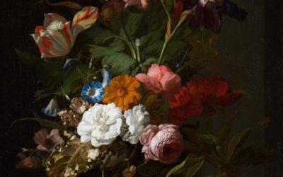 Schedels, bloemen & vastentijd
