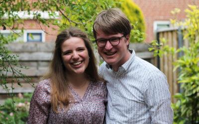 De vreugde van de liefde: Gastblog Jan-Willem