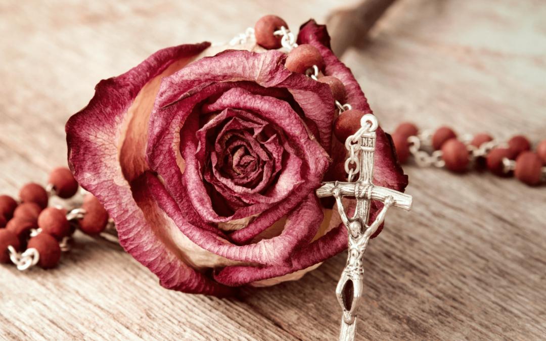 Het wapen van gebed en liefde